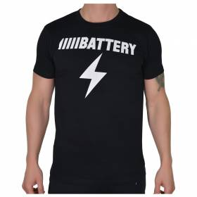 MEN'S T-SHIRT BATTERY